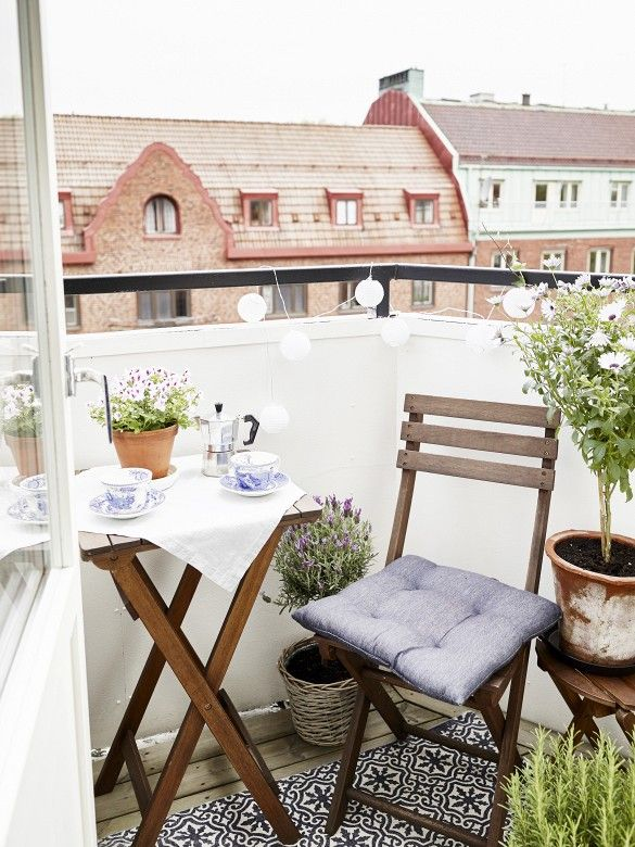 Get This Look! - 5 Awesome & Unique Balcony Decor Ideas