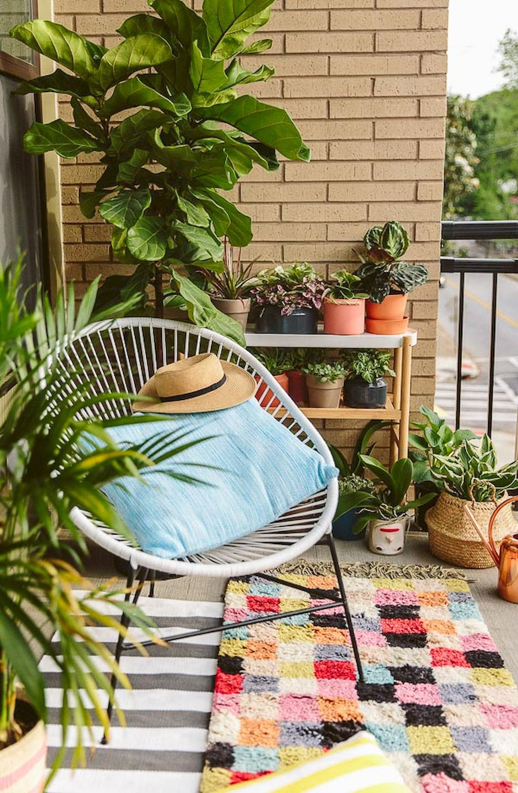 Get This Look! 5 Awesome & Unique Balcony Decor Ideas ...