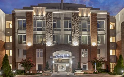 Camden Fairfax Apartments in Fairfax Virginia