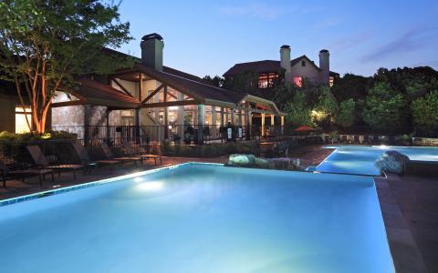 Camden Gaines Ranch Apartments in Austin, Texas