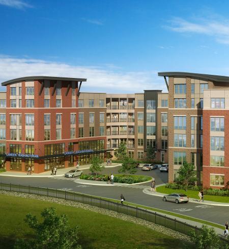Camden Washingtonian Apartments in Gaithersburg, MD