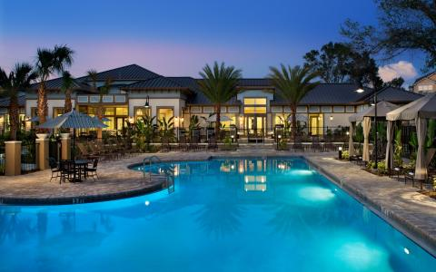 Camden Westchase Park Apartments in Tampa, Florida