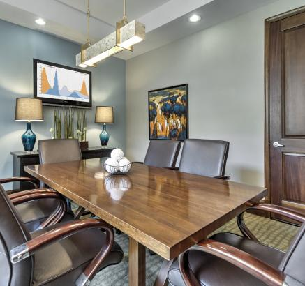Conference Room at Camden College Park Apartments in College Park, Maryland