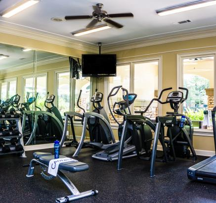 Camden Dunwoody Apartments Fitness Center
