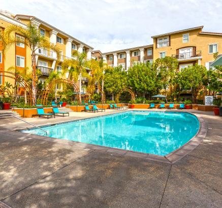 Camden Apartments Long Beach Ca