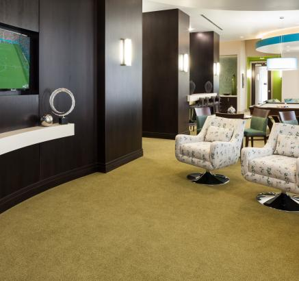 Cool Media Room At Camden Noma Apartments In Washington Dc With Apartments  Near Chinatown Dc