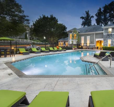 Camden Peachtree City Apartments Pool
