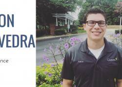 Maintenance Crush Monday - Aaron Saavedra