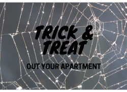 Trick & Treat Out Your Apartment