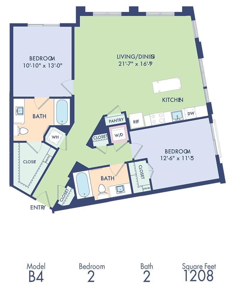 Studio, 1, 2 & 3 Bedroom Apartments In Rockville, MD