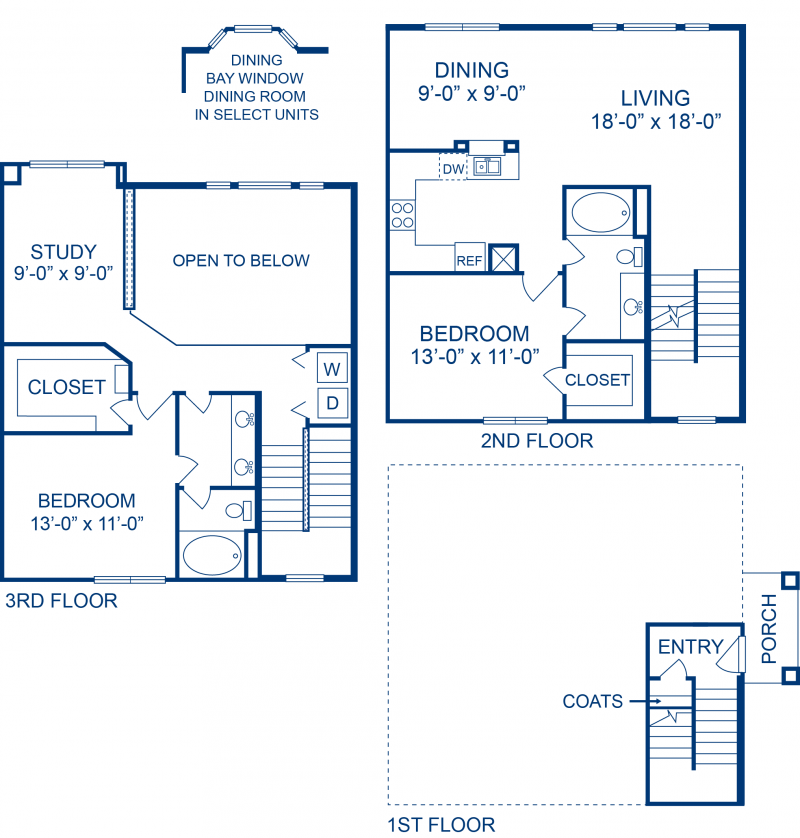 1 2 bedroom apartments in houston tx camden midtown houston for 2 bedroom townhomes in houston