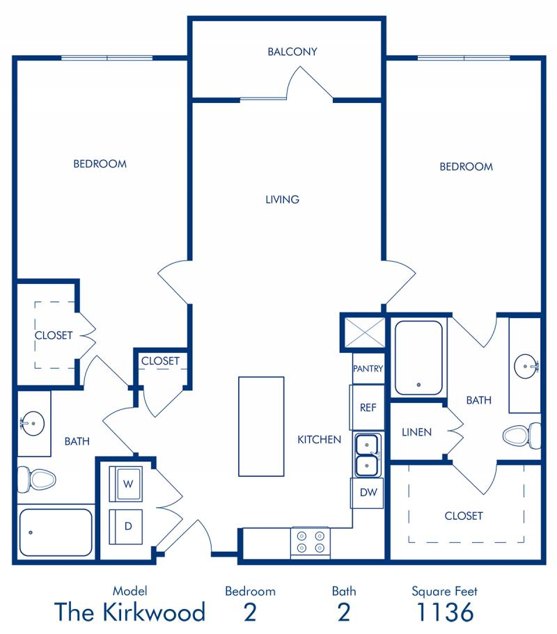 Studio, 1 & 2 Bedroom Apartments In Atlanta, GA