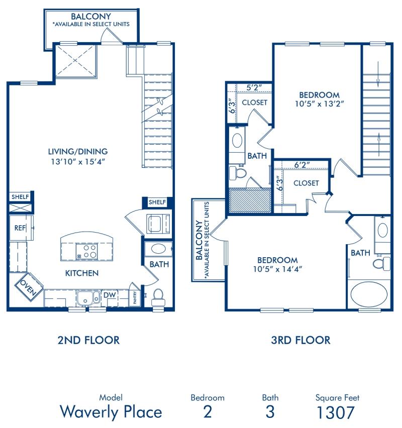 1, 2 & 3 Bedroom Apartments In Dallas, TX