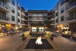 Camden Belmont Apartments in Dallas, Texas