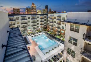 Camden Buckhead Square Apartments in Buckhead, Atlanta, GA