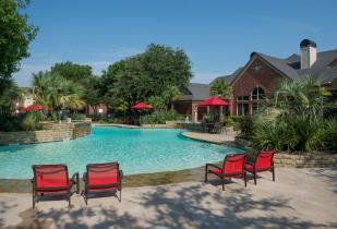 Camden Buckingham Apartments in Richardson, Texas