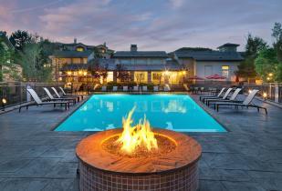 Camden Denver West apartments in Golden, Colorado.