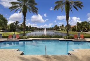 Camden Doral Villas Apartments in Miami, Florida.