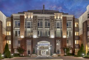 Camden Fairfax Apartments in Fairfax Virginia