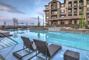 Camden Flatirons apartments in Broomfield, Colorado.