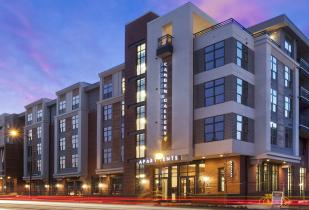Camden Gallery Apartments in Charlotte, North Carolina
