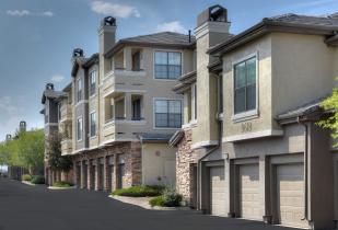 Camden Highlands Ridge apartments in Highlands Ranch, Colorado.