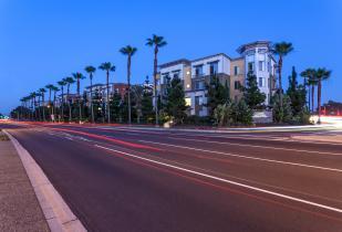 Camden Main and Jamboree in Irvine, California