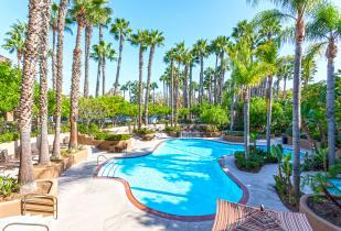 Camden Martinique apartments in Costa Mesa, California.