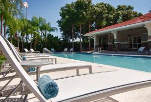 Camden Preserve apartments in Tampa, Florida