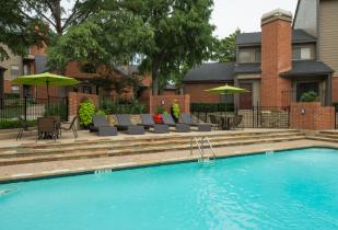 Camden Valley Park Apartments in Irving, Texas