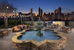 Camden Vantage Apartments in Atlanta, Georgia