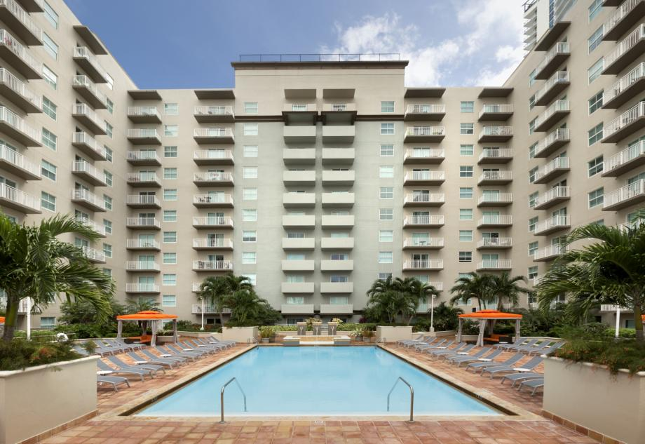 Apartments for Rent in Miami, FL - Camden Brickell