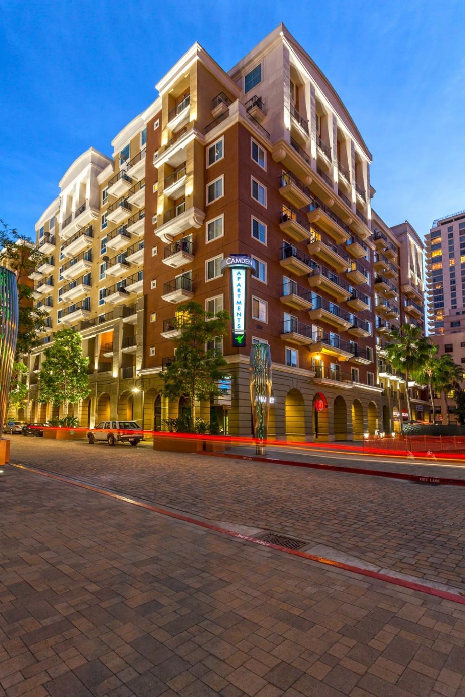 Camden Harbor Apartments Long Beach Ca