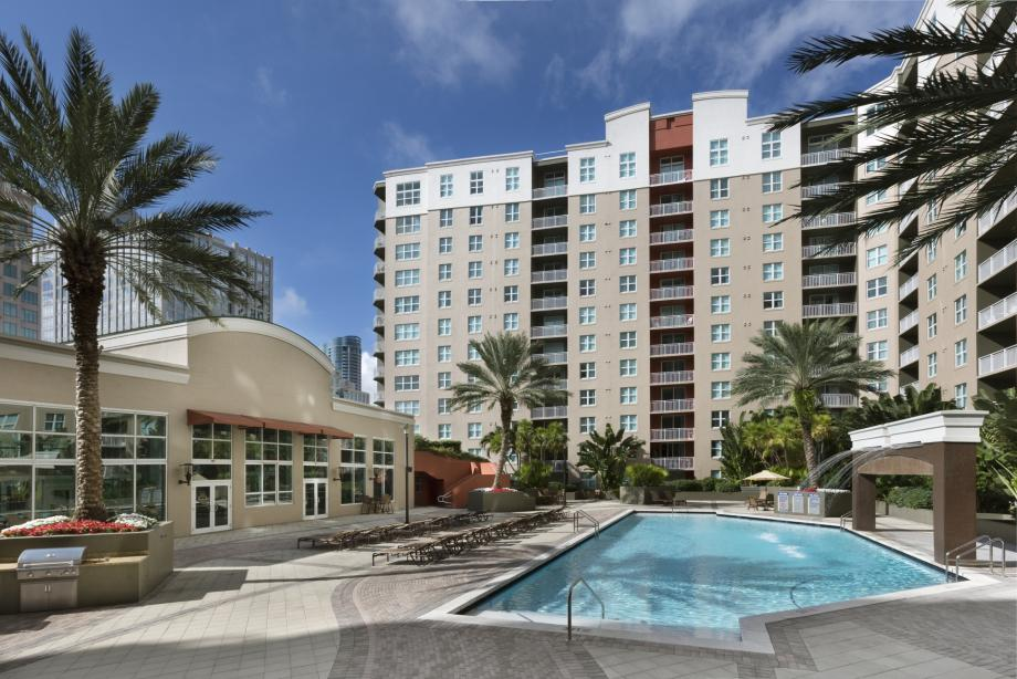 Studio 1 2 3 Bedroom Apartments In Fort Lauderdale Fl Camden Las Olas