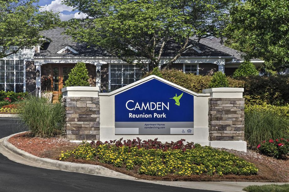 Camden Apartments In Apex Nc