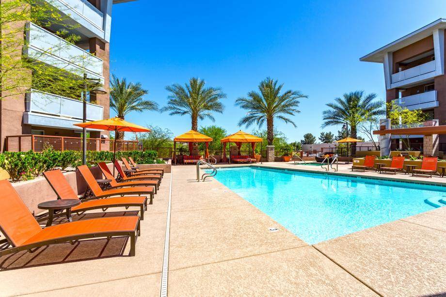 Apartments for Rent in Tempe, AZ - Camden Sotelo