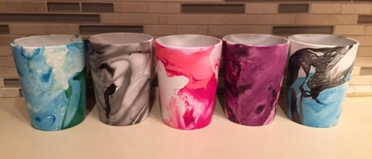 The 12 DIYs of Christmas: Dollar Store Mug Gifts ...